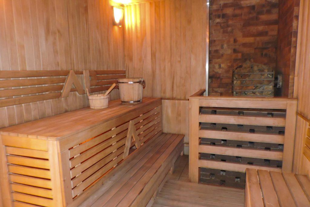 Сауна и баня на дровах